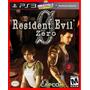 Resident Evil 0 Zero Hd Remaster Ps3 Psn Lancamento!!
