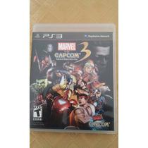 Marvel Vs Capcom 3 Ps3.