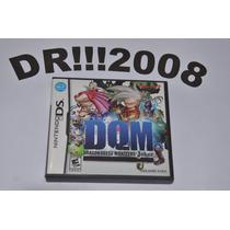 Dragon Quest Monster Original E Completo P/ Nintendo Ds!!!