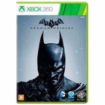 Batman: Arkham Origins Xbox 360 Em Português + Pôster Brinde