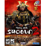 Pc - Total Wars Shogun 2 - Usado