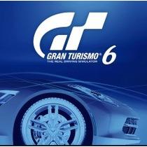 Gran Turismo® 6 Jogos Ps3 Codigo Psn