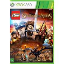 Lego Senhor Dos Anéis Xbox 360 Original Lacrado Rcr Games