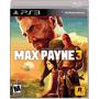 Max Payne 3 - Jogo Ps3 (seminovo)