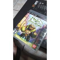 Majin And The Forsaken Kingdom Ps3 Playstation 3 Jogo