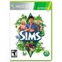 Jogo Lacrado The Sims 3 Para Xbox 360