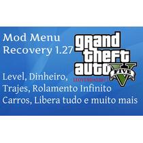 Mod Menu Recovery 1.27 Mídia Física - Xbox 360