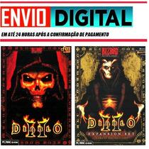Diablo Ii (2) + Expansão - Original P/ Pc - Envio Digital