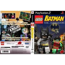 Lego Batman Jogo Ps2