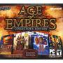 Age Of Empires 1 2 3 + Age Mithology + The Titans