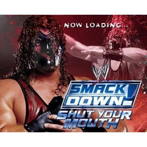 Wwe Smackdown! Shut Your Mouth Patch Play2