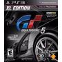 Gran Turismo 5 Xl Edition 3d Ps3 Original Semi-novo