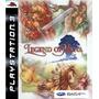 Legend Of Mana Ps3 Psn Midia Digital Original
