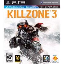 Killzone 3 Ps3 Em Português Midia Fisica Lacrado