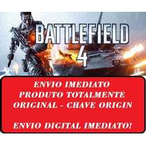 Battlefield 4 Português Pc Chave Origin Ea Original Envio Já