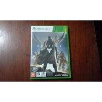 Jogo Destiny Xbox 360 Seminovo. Usado Apenas Uma Vez. Barato