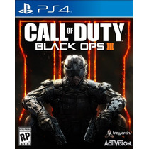 Call Of Duty Black Ops 3 Iii 100% Português Mídiafísica Ps4