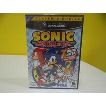 Sonic Mega Collection- Gamecube - Lacrado!