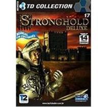 Stronghold Deluxe Jogo Pc Original Estratégia Civilization