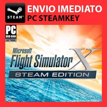 Microsoft Flight Simulator X Steam Edition - Key Pc Original