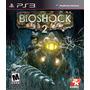 Jogo Ps3 Bioshock 2 Mídia Física Lacrado.