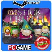 South Park: The Stick Of Truth Steam Cd-key Global