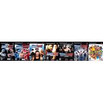Wwe Smackdown Vs Raw 2011 Ps2 (kit 7 Jogos Playstation 2