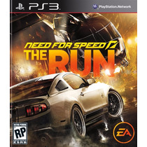 Need For Speed The Run Ps3 - Playstation 3