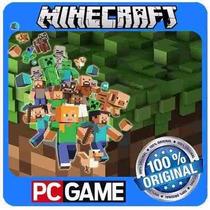 Jogo Minecraft Pc Computador 12x Sem Juros