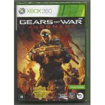 Gears Of War: Judgement - Xbox 360 Lacrado. Pronta Entrega