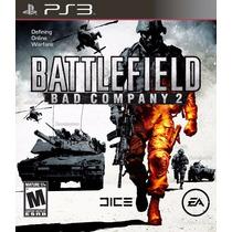 Battlefield Bad Company 2 Ps3 Original Pronta Entrega