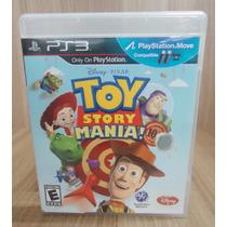 Jogo Toy Story Mania Play 3 (original)