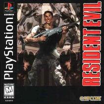 Resident Evil 1, 2, 3 E 4 E Coletânea De Jogos - Ps1, Ps2**