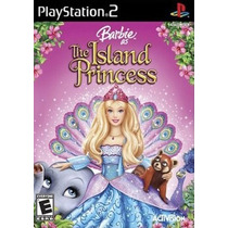 Jogo Barbie: The Island Princess Ps2 Playstation 2 A6770