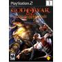 God Of War 1 E 2 Portugues - Frete Grátis - Ps2 Desbloqueado
