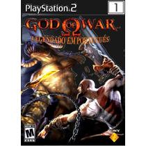 Patch God Of War 1 E 2 - Ps2 Desbloqueado - Play Station