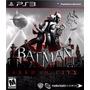 Batman Arkham City Ps3 Psn Midia Digital Stars Gamesjr