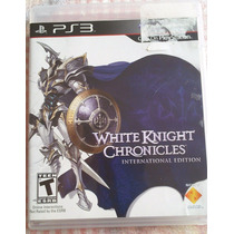 Jogo White Knight Chronicles International Edition Ps3