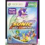 Jogo Sonic Free Riders Xbox 360, Original, Novo, Lacrado