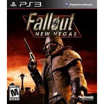 Fallout New Vegas - Ps3 Jogo Novo Lacrado Mídia Física