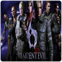 Resident Evil 6 Steam Em Português, Envio Imediato! On 24h