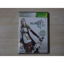 Jogo / Game Xbox 360 - Final Fantasy 13 Xii
