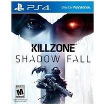 Jogo Ps4 Killzone Shadow Fall Mídia Física Lacrado