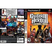 Guitar Hero 3 Legends Of Rock - Ps2