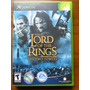 Jogo The Lord Of The Rings : The Two Towers Xbox Importado