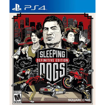 Sleeping Dogs Definitive Edition - Primária - Ps4