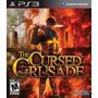 The Cursed Crusade - Ps3 Novo, Lacrado, Pronta Entrega