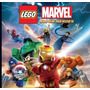 Lego® Marvel Super Heroes Jogos Ps3 Código Psn