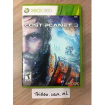 Lost Planet 3 - Xbox 360 Original Capcom