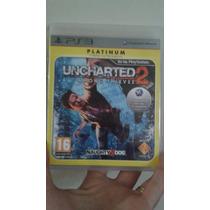 Uncharted 2 Português Dublado Raro